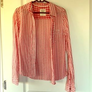 Button down shirt from Abercrombie in size S